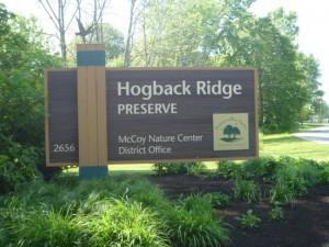 Hogback Ridge Preserve