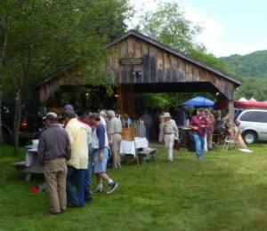 Catskill Museum of Fly Fishing Summerfest 2013