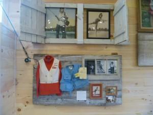 Joan Wulff Exhibit Catskill Museum of Fly Fishing