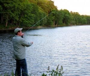 EddieBauer Fly Fishing Shirt