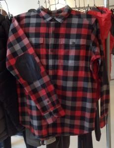 Stio Buckhorn Bonded Flannel Shirt, Finfollower