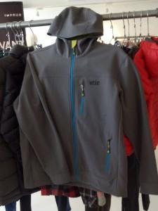 Stio Vescent Soft Shell Jacket, FinFollower