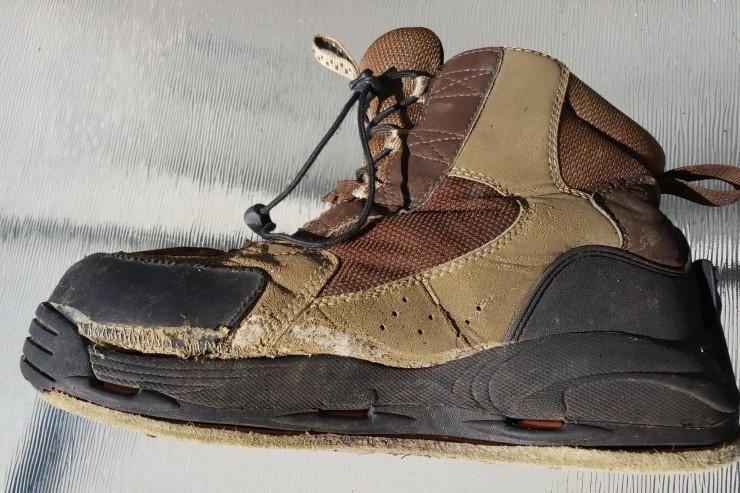 Korkers, Korker Redsides, wading boots, customer service