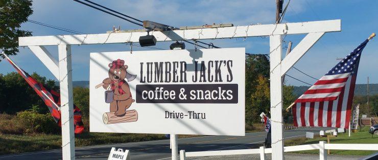 Lumber Jacks - Hoosic VT