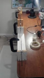 rod building rod turner